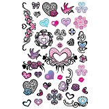 GIRLIE GIRLZ Tattoo Sticker [TM3333-012] - Sticker